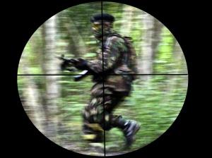 Run Forrest, run.