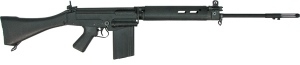 The KA L1A1, in all its lengthy glory.