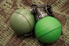 A fine pair of balls.